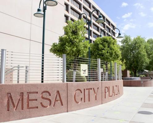 Rendezvous Restaurant, inside Mesa City Plaza